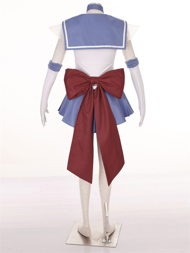 Hotaru Tomoe Sailor Uranus Mugen Gakuen Girls Winter Uniform Cosplay Dress Halloween Costumes Supers Sailor Moon Michiru Kaiou Home