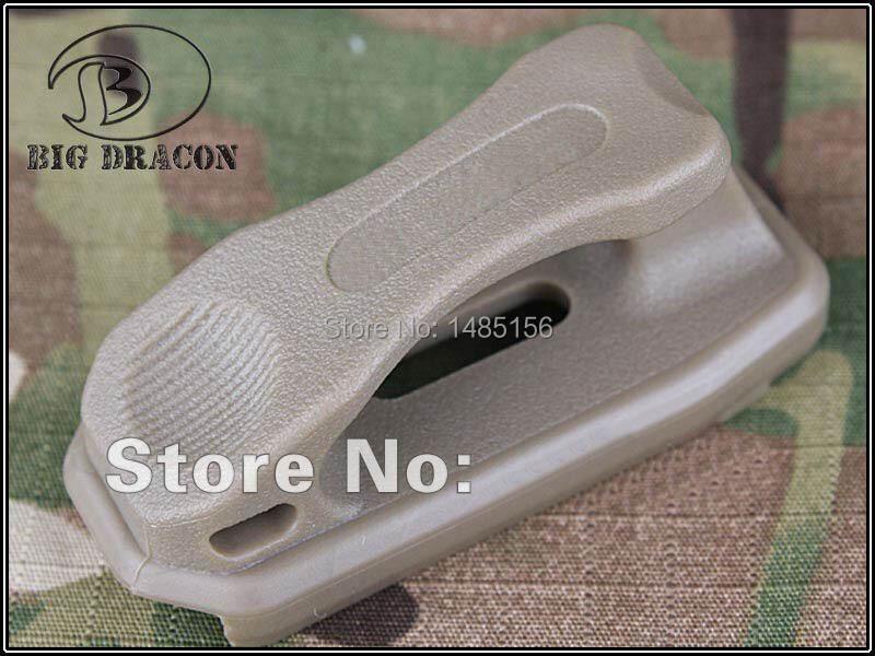 Nº3 pçs/lote fivela Ranger Floorplate 5.56 NATO (BK/DE) Frete