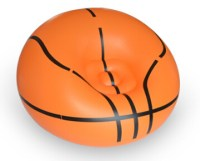 basketball inflatable sofa sports Lounger chair-in ...