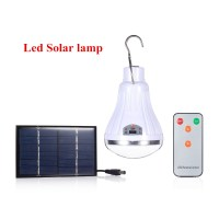 Outdoor/Indoor 20 LED Solar Light Garden Home Security