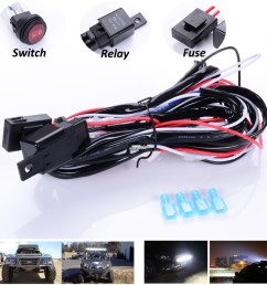 off road lights wiring solidfonts led offroad light wiring diagram pirate4x4 com the largest off roading [ 1000 x 1000 Pixel ]