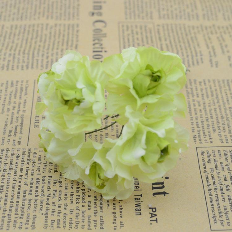 Tamanho da flor  cerca de 3-4 cm comprimento  cerca de 11 cm Juanhua +  fio-máquina Muito bonito flor de seda simulação pode DIY flor 48d45e48648