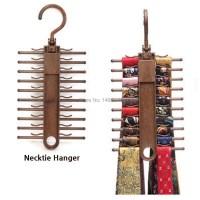 Korea Traditional Best Necktie Hanger Closet Organizer ...