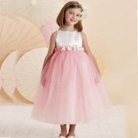 Flower Girl Dress Pageant Wedding Bridesmaid Dance Party ...