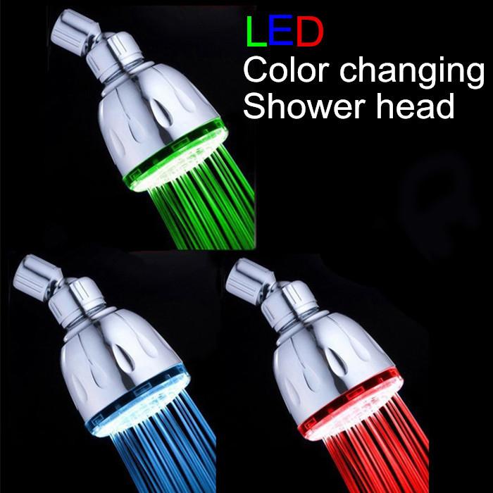 Popular Light up Shower