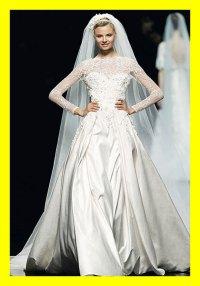 Casual Beach Wedding Dress Tea Length Dresses With Sleeves