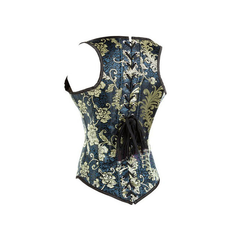 260fec7e936 Plus Size Sexy Steel Boned Corset Underbust Corsets And Bustiers ...