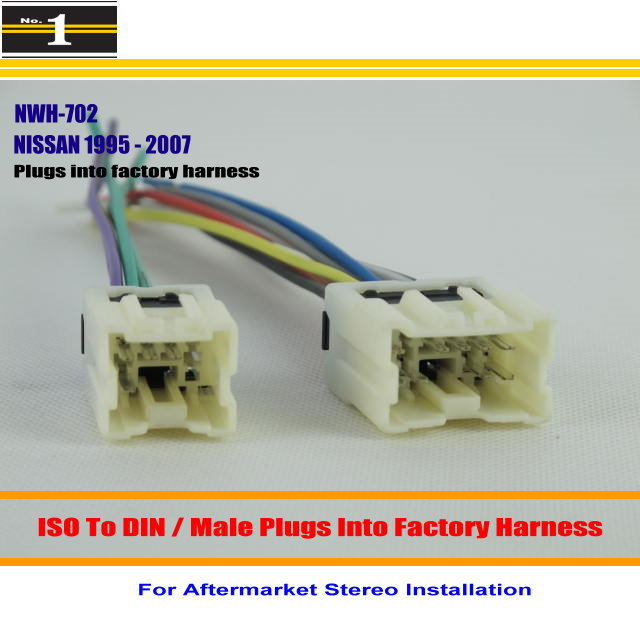 Wiring Harness Connectors 350z Iso Connector 350z Iso Connector Wiring