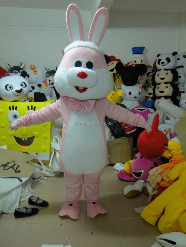 Online Easter Bunny Mascot Costumes China