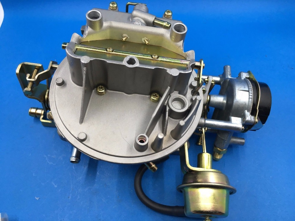Ford Motorcraft 2150 Carburetor Diagram