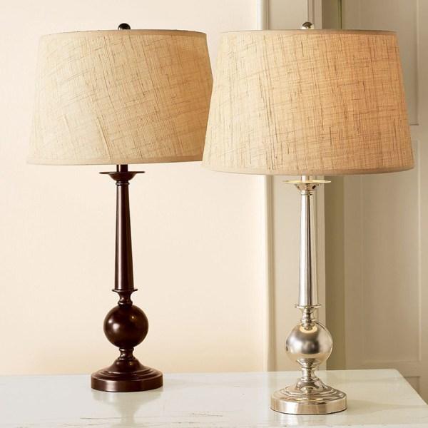 Decorative Bedside Table Lamp