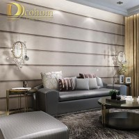 Striped Marble Textures Wallpaper For Wall 3 D Embossed