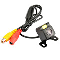 Waterproof 12V square Car rear view camera high definition night vision reversing CCD camera