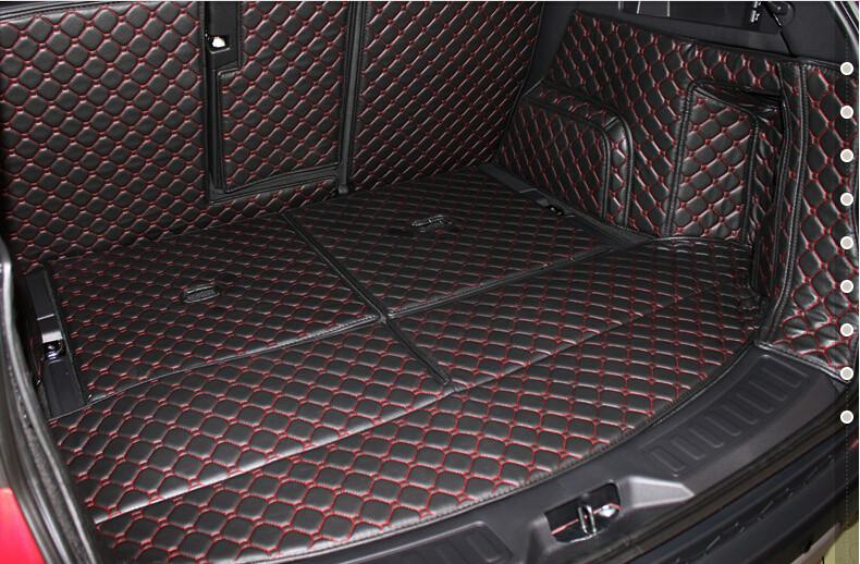⊱Gut! spezielle kofferraum-matten für Land Rover Discovery Sport 7 ...
