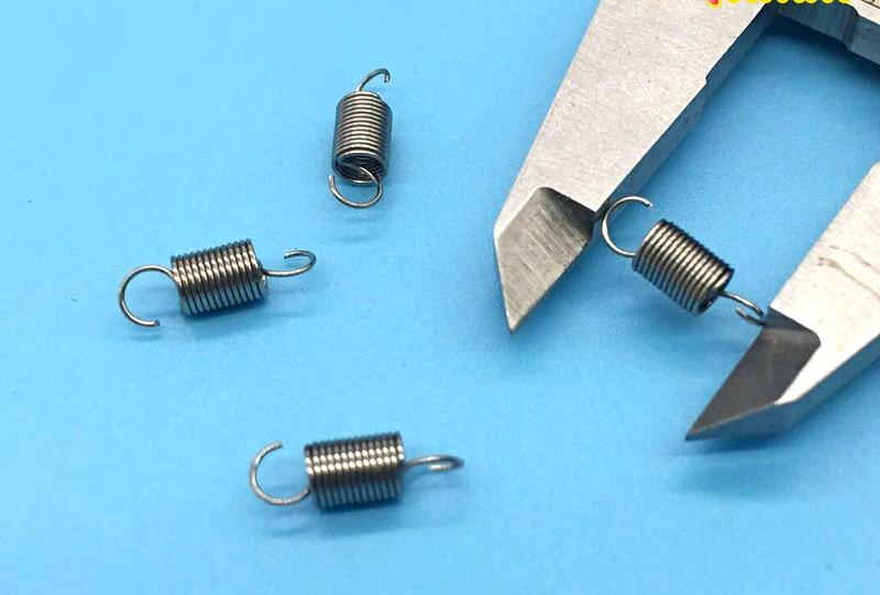 ツ)_/¯small tension spring 0.35 wire diameter *3.5 outside diameter ...