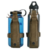 OneTigris Minimalist Tactical Molle Water Bottle Holder ...