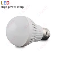 4W 220V E27 LED Light Bulbs Motion Sensor Light Bulb Sound ...