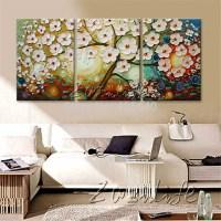 Aliexpress.com : Buy Oil Painting 3 Panel 3 Piece Canvas ...