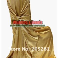 Gold Universal Chair Covers Fun Office Chairs