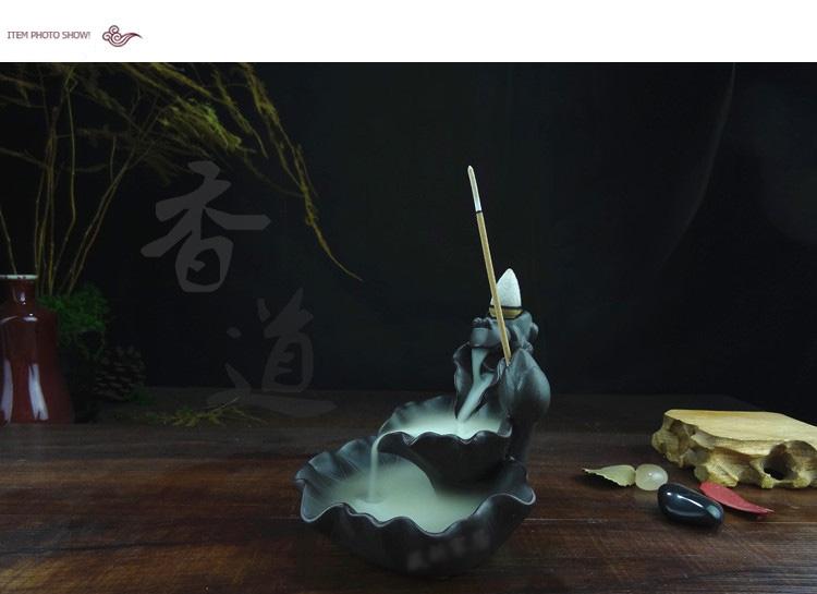 T210d Digital Ac Dc Voltage Resistance Clamp Meter : √creative ceramic incense base smoke backflow incense burner