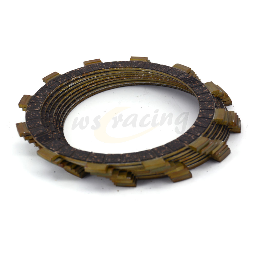 8 Pcs Motorcycle Engine Parts Clutch Friction Plates Fit For Fzx700 Yamaha Wiring Diagram Aeproductgetsubject