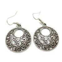 ER316 Wholesale Exotic Round Drop Vintage Dangle earrings ...