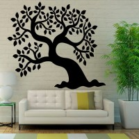 Silhouette Tree Wall Decal Promotion