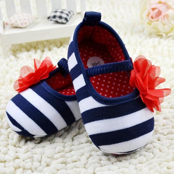 Squarex Chaussures /à paillettes pour b/éb/é de 0 /à 18/mois semelle douce pour petite fille 6-12 Months dor/é