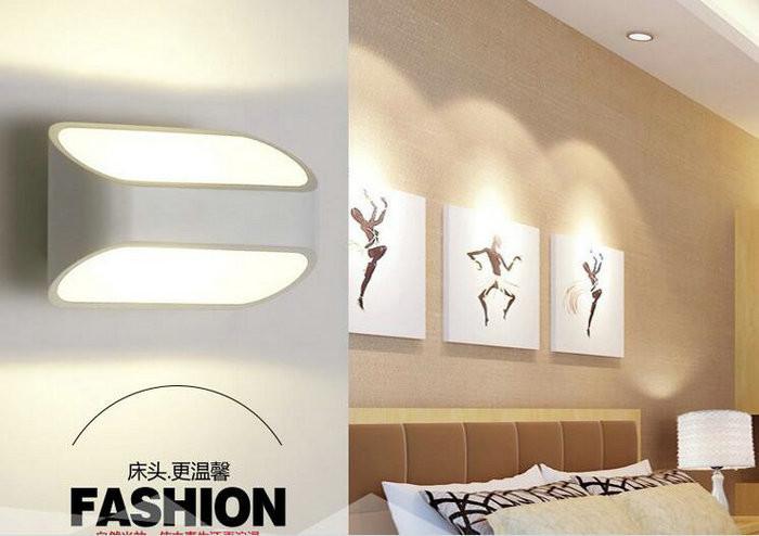 ≧moderne mode aluminium w led wandlamp voor bed kamer badkamer