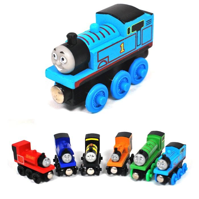 ⓪6 unids/lote Thomas y sus amigos dibujos animados juguete de ...