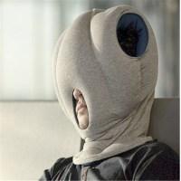 Ostrich Pillow Reviews. Ostrich Pillow Travel Size Bed ...