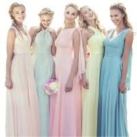 Popular Dusty Blue Bridesmaid Dresses-Buy Cheap Dusty Blue ...