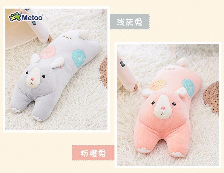 っNew arrival famous brand Metoo rabbit and dog lie prone pillow ...