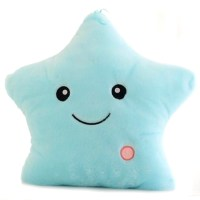 - Colorful Body Pillow Star Glow LED Luminous Light ...