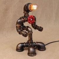 Vintage Robot Lamp Promotion-Shop for Promotional Vintage ...