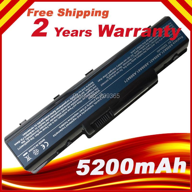 Laptop Battery EMACHINE E725 E527 E625 E627 G620 G627 G725 D525 D725 on