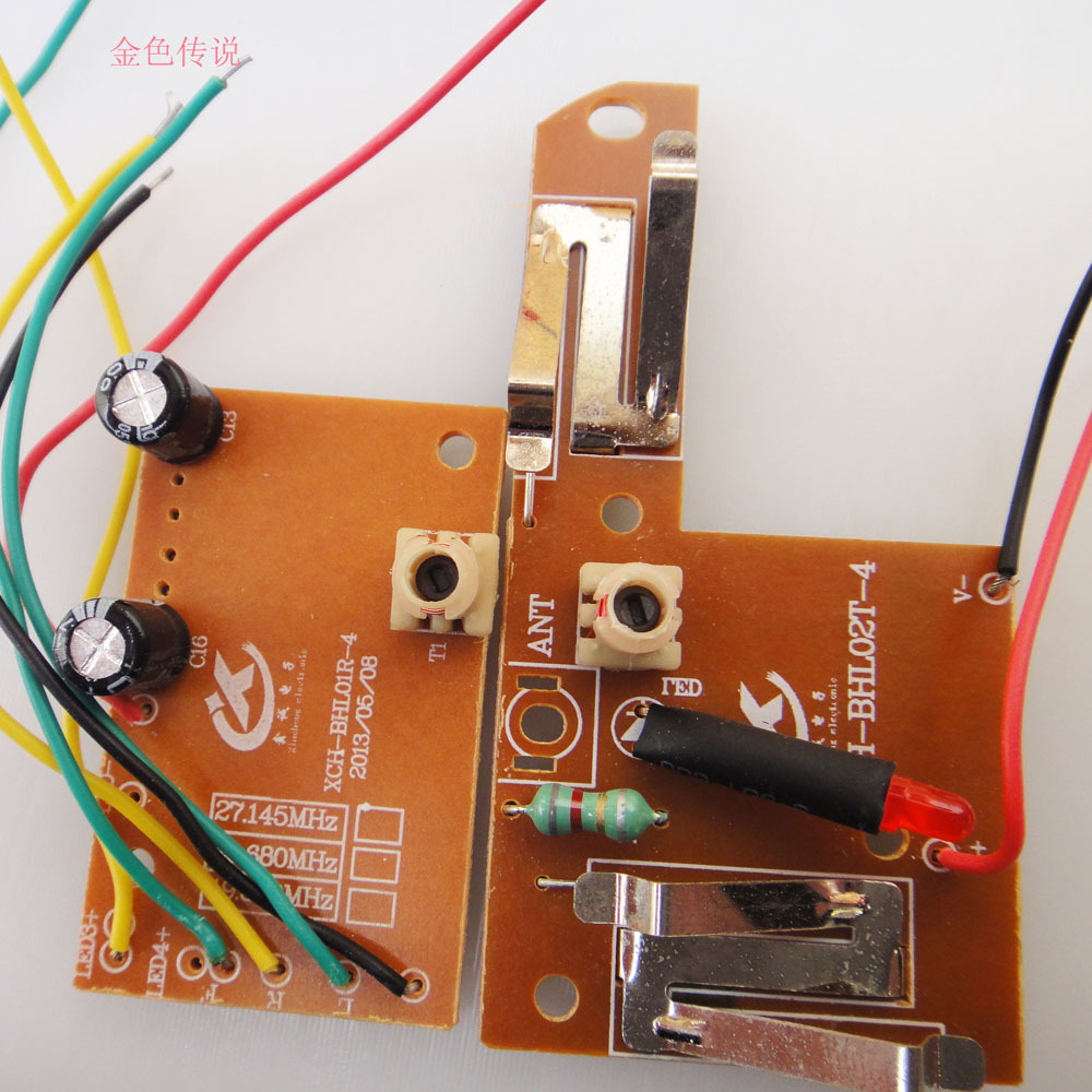 hight resolution of remote control 27mhz circuit board pcb transmitter and receives board