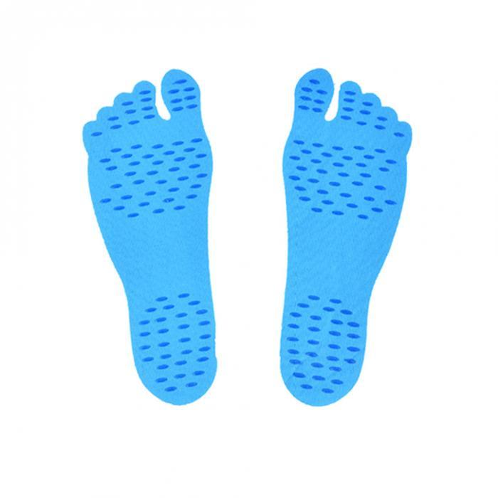 Haut Pflege Werkzeuge 2017 1 Paar Klebstoff Fuß Pads Füße Aufkleber Stick Auf Sohlen Flexible Anti-slip Strand Füße Schutz Sk88 Schönheit & Gesundheit