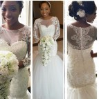 Nigerian Wedding Dress Styles