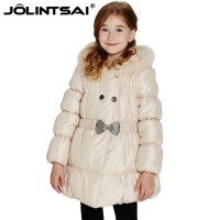 Girls Padded Winter Coat - Coat Racks
