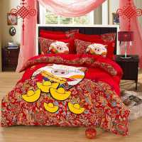 Popular Money Print Bed Sheets