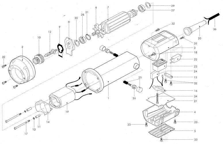 350 W Caballo Clipper N1j Gm01 76 Reemplazo Interruptor Hsg No3