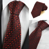Factory-direct-sales-Red-Black-Arrow-Pattern-Unique-Men-s ...
