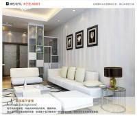 Living Room Wallpaper Stripes