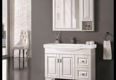 China Bathroom Vanity Bathroom Cabinet Bathroom