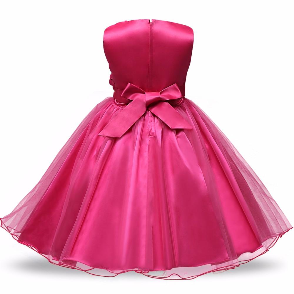 ᗕNiñas Vestidos bola niños 6 7 8 princesa fiesta de cumpleaños ...