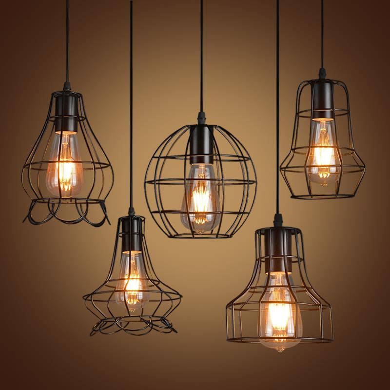 Online kopen Wholesale birdcage opknoping lamp uit China