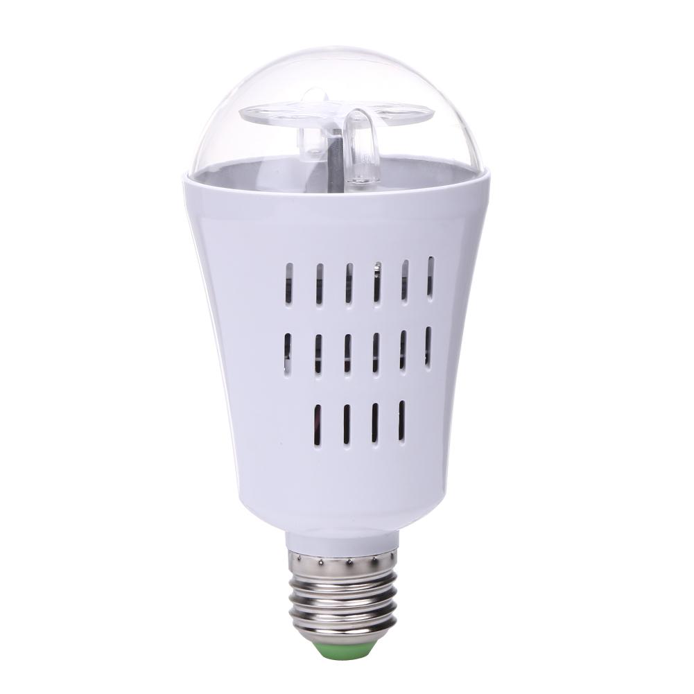 Rotating Led Light Spectacle Bulb