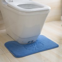 Popular Toilet Floor Mat