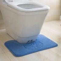 Popular Toilet Floor Mat-Buy Cheap Toilet Floor Mat lots ...